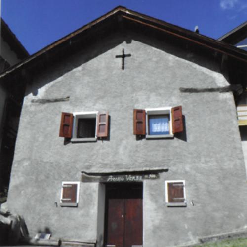 Rustico Largario-facciata